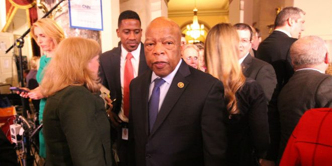 Immigration Reform >> This is One Atrocity Rep. John Lewis Isn't Willing to Be Arrested to Stop – Black Community News